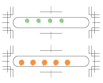 多色印刷のデータの作り方