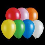 无字乳胶气球