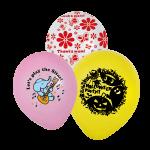 印刷乳胶气球