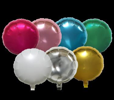 Plain film balloons, balloons