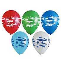 飛行機風船